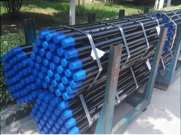 "60mm API 2 3/8""  DTH Drill Rods / Pipes / Tubes 1000~6000mm Length"