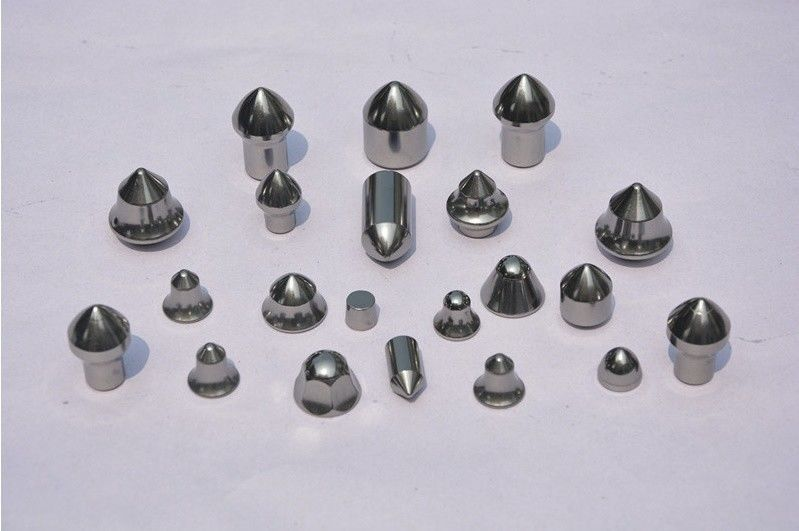 Advanced Mining Tools Weld On Tungsten Carbide Button For Oil Field And Mine